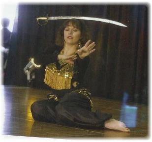 Zafira's Sword Photo 2